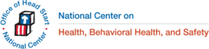 National Center on Health, Behavioral Health, and Safety logo